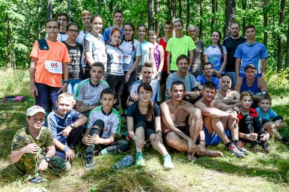 літні збори з радіоспорту Гущинці Вінниця